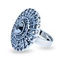 wholesale Amazing CZ/Alloy Fashion Ring (0986-j18)