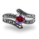 wholesale Amazing CZ/Alloy Fashion Ring (0986-j7)