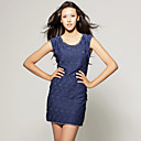 wholesale Metal lining Dress / Women's Dresses (FF-W-CC0007001)