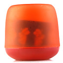 Electronic LED Flameless Light Projection Candle Red