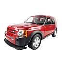 Jewellery & Fun Rastar 1:10 Land Rover LR3 Authorized Remote Control Car