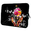 Fairy Flowers Laptop Sleeve Case for MacBook Air ProHPDELLSonyToshibaAsusAcer