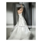 Nylon A-Line Full Gown Chapel Train 3 Tier Slip Style/ Wedding Petticoats