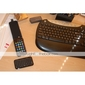 Kabellose Mini  QWERTY-Tastatur mit Bluetooth