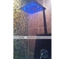 Sprinkle by Lightinthebox - 12 inch Brass Shower Head with Color Changing LED Light