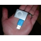 Mini USB Data and Charging Adapter for Ipod Shuffle - 3 Colors Available