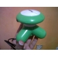 Mini Electric Vibrating Body Massager (Random Color, USB/3xAAA)
