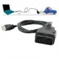 OBD2 remap écu tuning flash outil Galletto EOBD II-1260 (szc653)