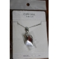 Crystal Angel Elf Necklace