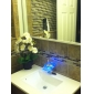 Sprinkle by Lightinthebox - Color Changing LED Waterfall Bathroom Sink Faucet (Glass Spout)