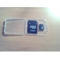Brand New 8GB Micro SDHC Memory Card with SD Adapter