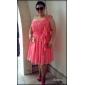 ANNE MARIE - Vestido de Madrinha em Chifon