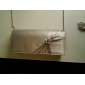 Silk With Rhinestone Party/ Evening Handbags/ Clutches