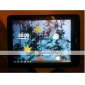 Epeios - Android 2.3 Tablet mit 9,7-Zoll kapazitivem Display (WiFi, 1,2 GHz, 3g, Dual-Kamera, 8GB)