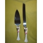 Bride & Groom Wedding Cake Server
