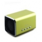 recargable mini altavoces mp3 con ranura USB tf / (ma-19)