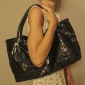 Women's Double Sided Sequined Tote/Handbag