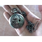 relgio de bolso cosplay inspirado Fullmetal Alchemist Edward Elric