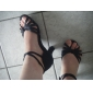 Satin Upper Women Latin Dance Shoes Ballroom Practice Shoes More Colors