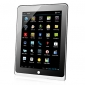 M910 9.7inch 5 Point IPS tactile cran de la tablette (1 Go DDR3 1,2 GHz)