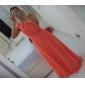 YOGITA - Vestido de Casamento e Madrinha em Chifon e Cetim Elástico