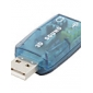 USB 2.0 3D 5.1 Virtual Surround Sound Card