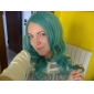 parrucca cosplay ispirato da Sailor Moon michelle Kaioh / Sailor Neptune