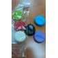 Silicone Caps for Bottles (6 pcs, Random Color)