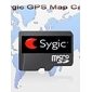 Original Brand Sygic GPS Map Card, With 4GB TF Card