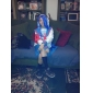 cosplay pruik genspireerd door lucky star-izumi Konata