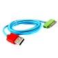 USB Data / Charging Cable for iPad/iPhone 3G/3GS/4