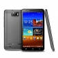 Y7100 MT6577 1GHz Android 4.1.1 Dual Core 5.5Inch Capacitive Touchscreen Cell Phone(TV WIFI,FM,3G,GPS)
