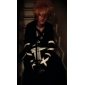 cosplay kostuum genspireerd door Bleach Ichigo Kurosaki nieuwe Bankai kijken