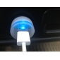 billader for ipad 2/iphone/ipod/usb drevne gadgets - Dual USB port (hvit)