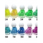 Top Coat Luminous Leuk Nagellak (6 ml, 1 fles)