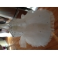 Chiffon Flower Girl Dress With Ruffles