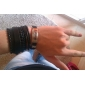Fashion Punk Hiphop Knit Bracelet