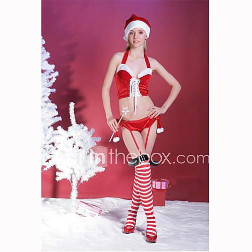 153899691947f34be11e32b Adult Sexy Costume Santa Dress Santa Baby (LRB1682). Item ID #00019246