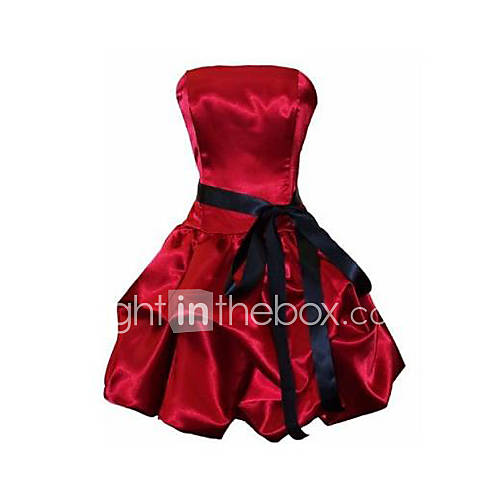Short Red Formal Dresses