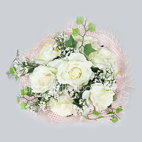 rose flowers bouquet. Bridal Wedding Flower Bouquet