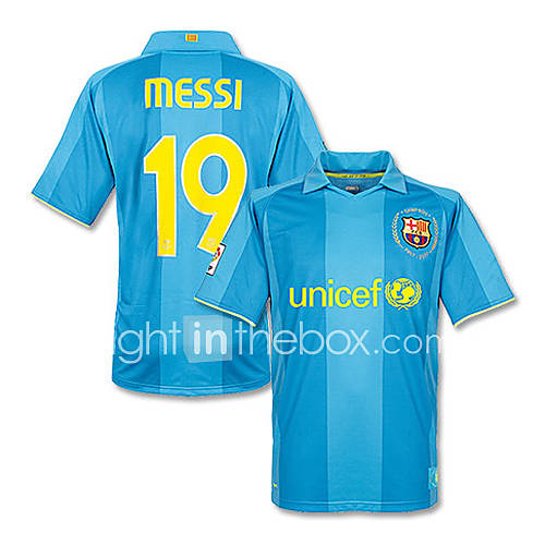 barcelona fc messi jersey. FC BARCELONA 19 Messi Jersey
