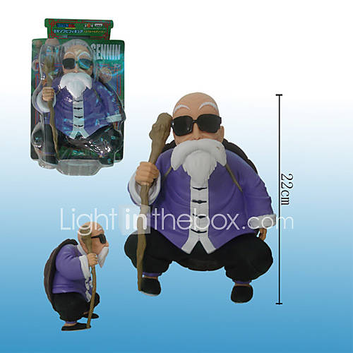 Specification Type Action Figure Anime Name Dragon Ball Master Roshi Size
