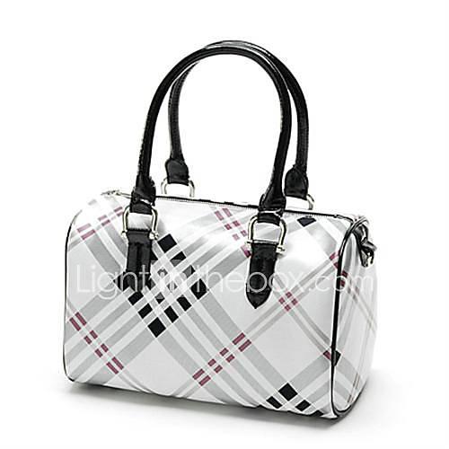 С данным товаром также покупают.  Элегантная сумка, классическая клетка.
