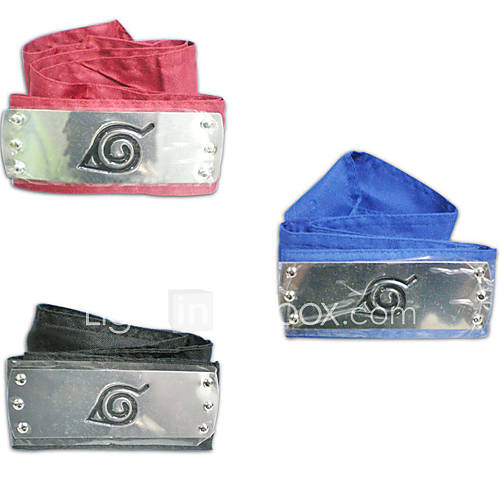 naruto cosplay accessories