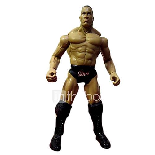 wwe rock toys. WWE TNA ECW THE ROCK Johnson 6