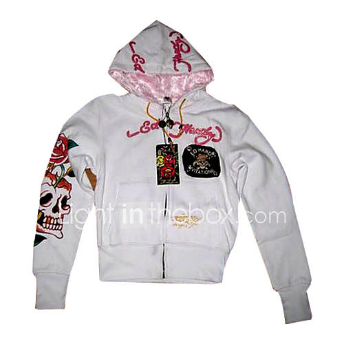 Vintage Tattoo Hoody Sweater Sports Jacket Lady's (YCW0014)