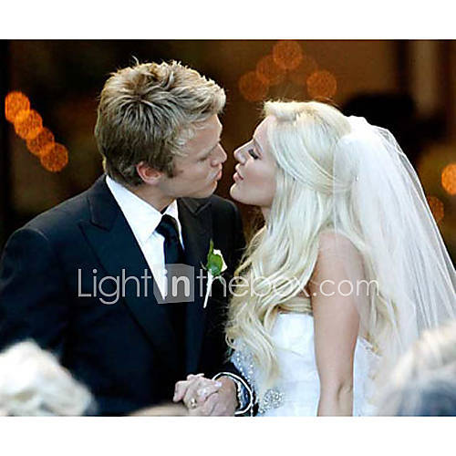 heidi montag wedding bridesmaid. Heidi Montag Ball Gown