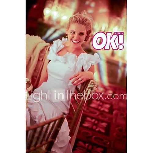 katherine heigl wedding dress from 27. Katherine Heigl Ball Gown