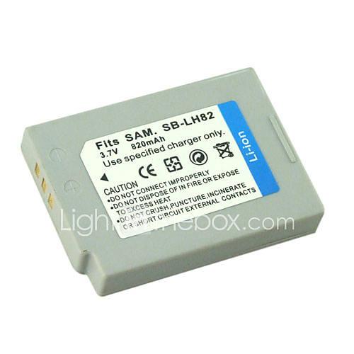 Аккумулятор Digital(аналог) Samsung SB-LH82 3.7 V 820mAh Li-Ion.