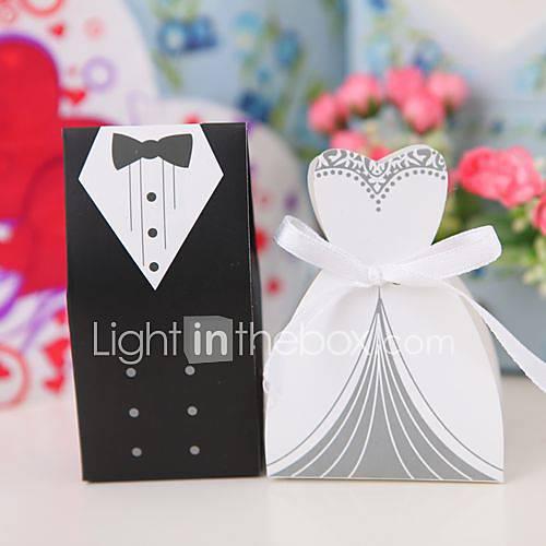 Бонбоньерки на свадьбу  шаблоны жених и невеста